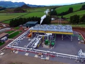 Azores inaugura una instalación geotérmica de cuatro megavatios