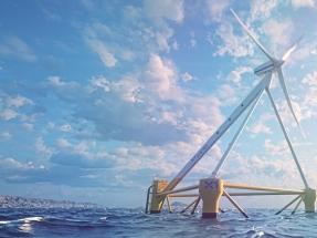 La plataforma flotante de X1 Wind: eólica disruptiva en Canarias