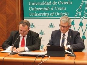 La Universidad de Oviedo y la Fundación Faen impulsan la creación de una cátedra sobre Transición Energética