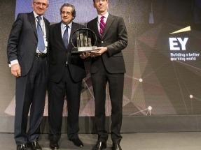 Solarpack, premio Emprendedor Emergente de la consultora EY