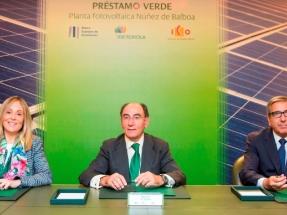 Dos bancos públicos financiarán el mayor parque solar fotovoltaico de Europa