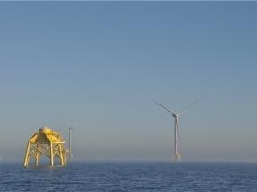 El mayor aerogenerador de la historia de Iberdrola ya está instalado en el parque marino Wikinger