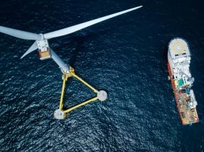 España quiere ser número uno del mundo en eólica marina flotante
