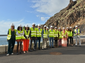 Tres países africanos se interesan por la tecnología hidroeólica de Gorona del Viento