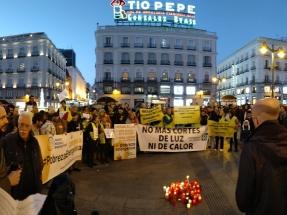 El frío causa 150 muertos cada año en Madrid