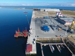 El puerto de A Coruña contará con una planta de producción de hidrógeno verde