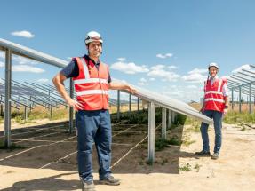 Avanza a buen ritmo el primer proyecto solar FV a gran escala sin subvención en Alemania