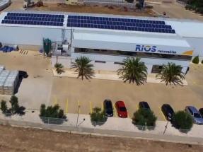 La navarra Ríos Renovables se adjudica la mejora del alumbrado público de 126 pueblos de Soria