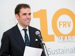 FRV celebra su décimo aniversario como referente mundial en el sector de las energías renovables