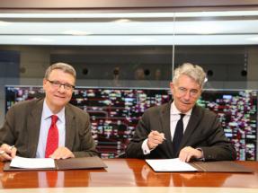 REE e Ibil firman un acuerdo para impulsar la recarga ultrarrápida del vehículo eléctrico