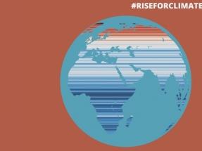 Organizaciones ecologistas de todo el mundo llaman a la sociedad civil a levantarse: «En pie por el clima»