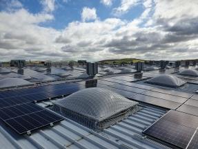 RISI cubre su planta de Daganzo (Madrid) con 3.600 paneles fotovoltaicos