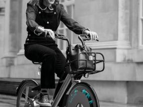 Esta bici no solo no contamina: también purifica el aire