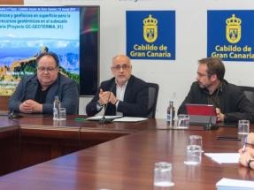 Hay geotermia suficiente en Gran Canaria como para generar electricidad