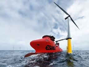 Siemens Gamesa suministrará 100 máquinas de catorce megas al gigantesco parque eólico marino Sofía