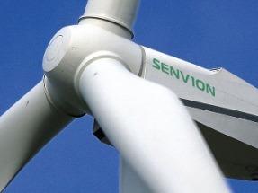 Senvion coloca 26 megavatios en la República Checa