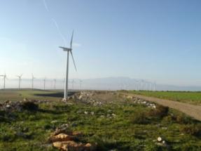 Serralta de Cabanillas, el parque eólico en el que 9 aerogeneradores del siglo XXI producirán un 30% más de electricidad que 51 del año 1998