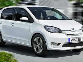 Škoda pone a la venta su primer modelo eléctrico por... 17.900 euros