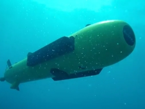 Acciona desarrolla vehículos autónomos submarinos para la eólica offshore