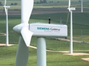 Iberdrola elige aerogeneradores marca Siemens Gamesa para un parque en Tenerife