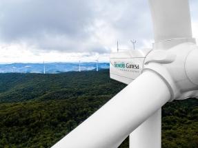 El fabricante de aerogeneradores SGRE registra una entrada de pedidos récord en 2020