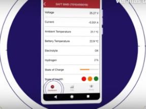 Nuevo avance de Saft para la monitorización remota de baterías de Ni-Cd