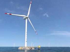 Saitec presenta su nueva plataforma eólica flotante para bajas y altas profundidades
