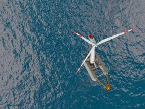 Euskadi conectará a la red su primer aerogenerador marino flotante el año que viene