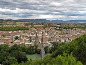 El Gobierno de Navarra deniega la instalación de un parque eólico en la Sierra de Peña