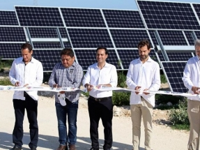 Jinko Solar vende dos parques fotovoltaicos a White River Renewables