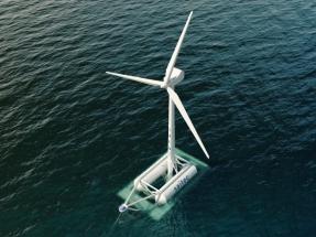 La eólica marina flotante japonesa pasa por dos empresas españolas