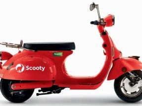 Europcar adquiere la marca Scooty de ciclomotores eléctricos