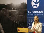 Ana Pastor presenta Solar Decathlon Europe 2012