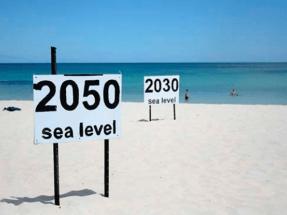 El aumento del nivel del mar por el cambio climático va el doble de rápido de lo calculado