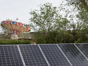 Gracias al autoconsumo, el parque de atracciones Sendaviva ahorra casi un 40% de energía