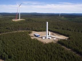 Senvion comienza a operar el mayor parque eólico de las Primeras Naciones del Canadá