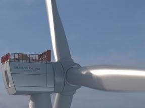Ørsted elige el gigantesco SG 11 para dos de sus parques del Mar del Norte