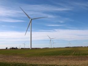 Siemens Gamesa coloca en Nebraska el megavatio mil de su modelo SG 4.5-145
