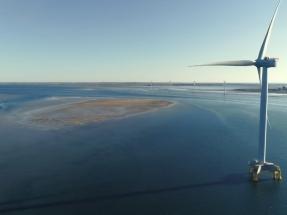 Siemens prueba en su parque marino de Nissum soluciones offshore que reducen los costes hasta un 30%