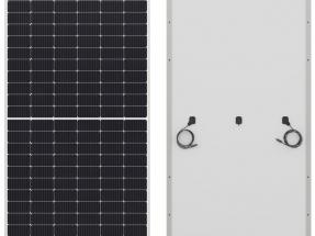Sharp lanza un nuevo panel fotovoltaico de célula partida de 445 vatios