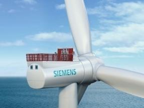 Siemens gana su primer parque eólico marino en Bélgica