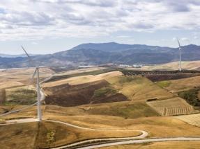 Siemens Gamesa instalará 23 turbinas en dos parques eólicos italianos