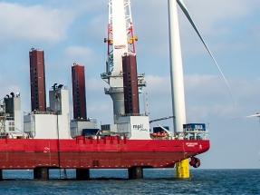 Taiwán quiere instalar 520 megavatios de potencia eólica marina en los próximos dos años