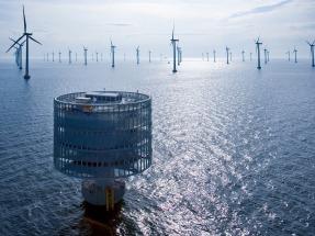 Siemens arrasa en la eólica marina