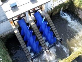 Sinfin Energy pone en marcha la primera central microhidráulica con tecnología de hidrotornillo de España