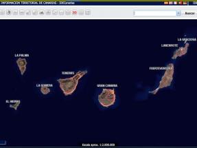 Canarias actualiza la información de los parques fotovoltaicos de su territorio en su visor digital