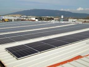 EIDF Solar supera los cuatro megavatios de potencia solar instalada en su delegación de Rioja-Navarra