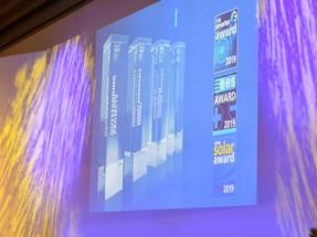 Las ferias The smarter E, Intersolar y ees ya tienen finalistas a sus premios 2020