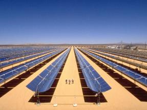 La Unión por el Mediterráneo quiere movilizar más de 800 M€ en inversiones en energías renovables