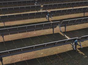Solar Steel instalará sus seguidores solares en tres plantas de Naturgy que suman 144 MW